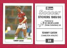 Charlton Athletic Tommy Caton 38